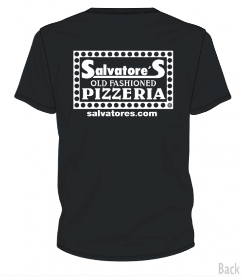 Slice Slice Baby T-Shirt Back