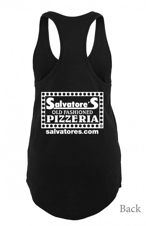 Ladies Slice Slice Baby T-Shirt Back
